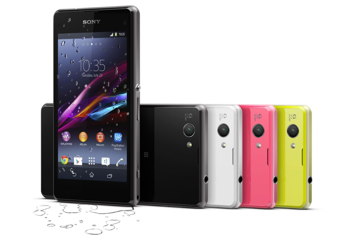 Repairing a Sony Xperia Z1Compact
